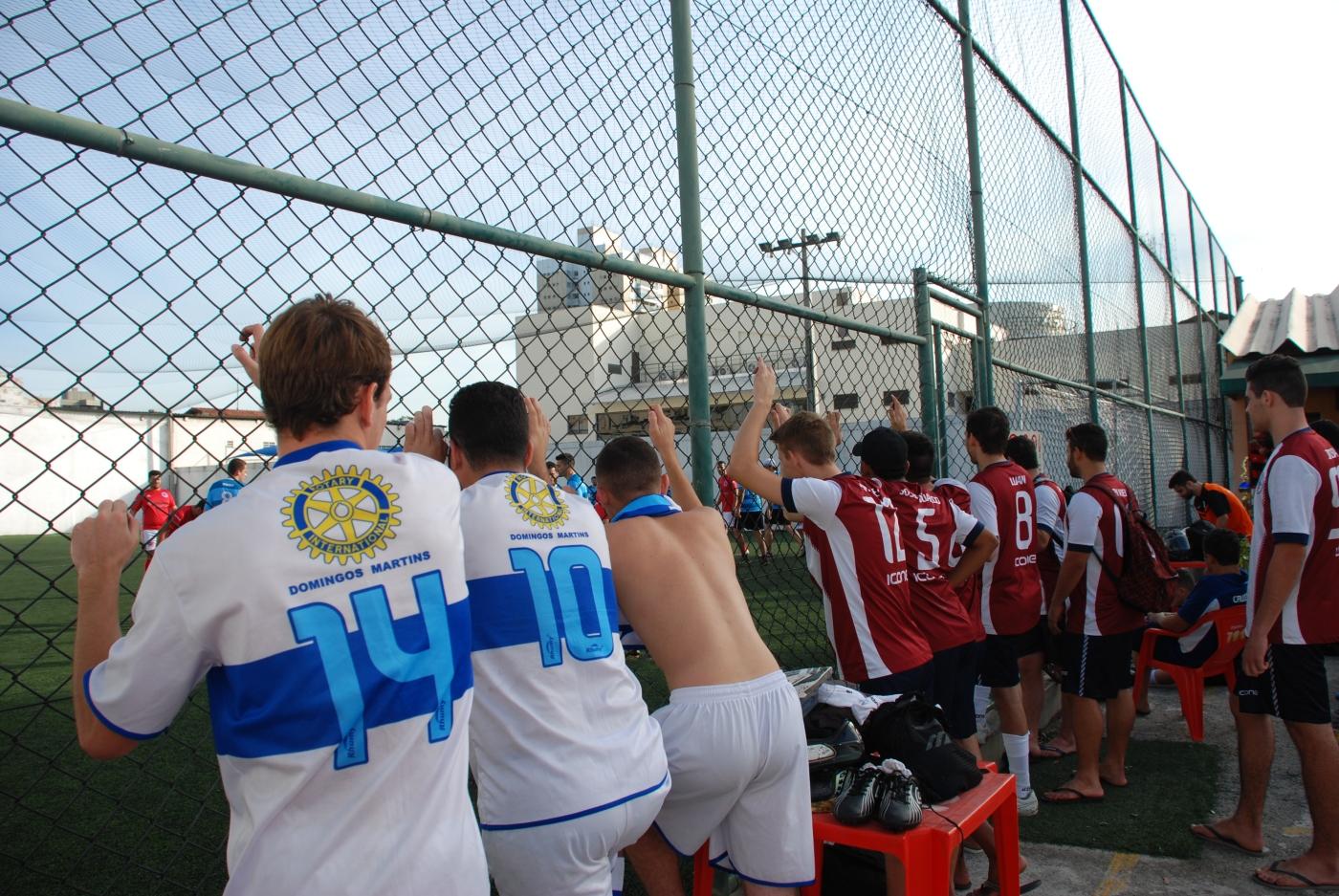1° Torneio de Futebol Society da Faesa