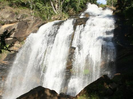 Cachoeira Santa Luzia