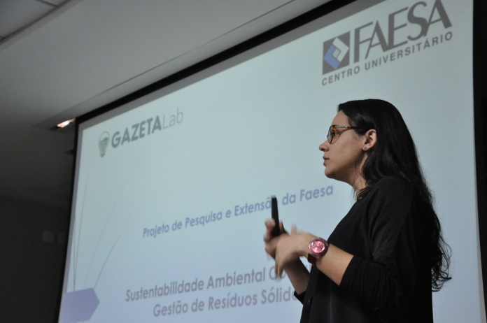 Bruna Borjaille - Analista de Comunicação / Foto: João Vitor Gomes