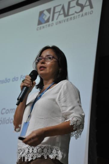 Maria Claudia / Foto: João Vitor Gomes