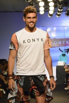 Felipe Roque para Konyk (Foto: Cloves Louzada)