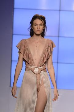 Riviera se inspirou em grandes mulheres, como Cleópatra, para coleção (Foto: Cloves Louzada)