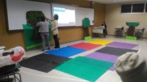 Preparação para a apresentação