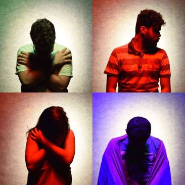 """Imagem produzida pelo grupo que desenvolveu a campanha """"Seu silêncio"""" / Foto: Aline dos Passos"""