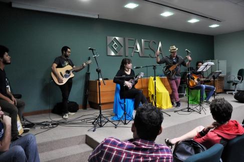 16ª Jornada Científica da FAESA / Foto: Douglas Genoino