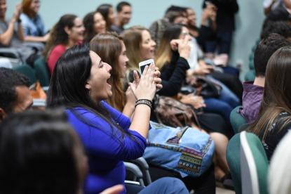 16ª Jornada Científica da FAESA / Foto: Aline Passos