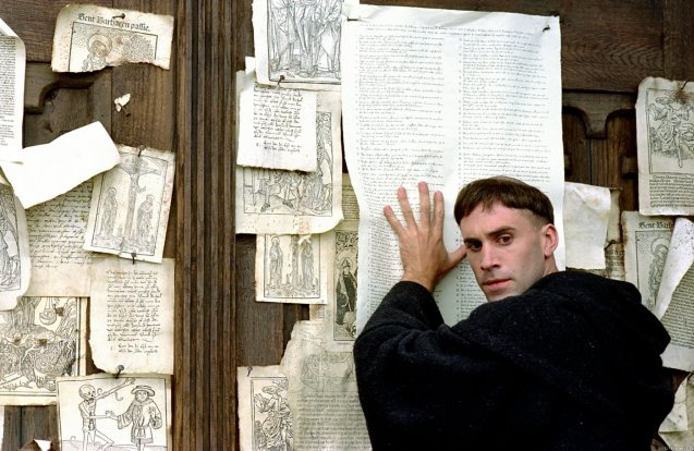 """Cena do filme """"Luther"""" / Foto: Read the Spirit"""
