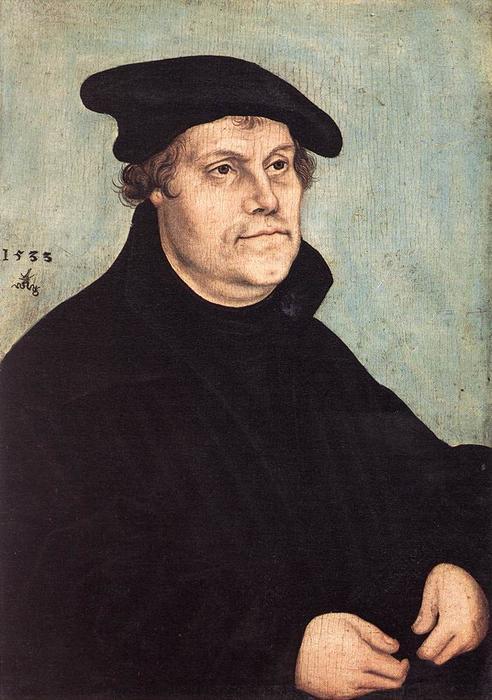 Retrato de Lutero / Foto: Portal Luterano