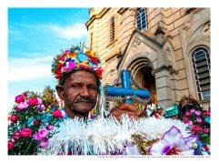 Encontro de Folias - Muqui / Foto: Zanete Dadalto