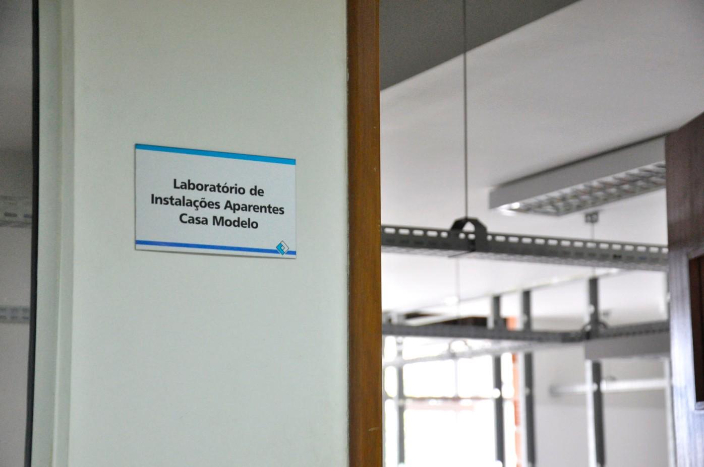 Casa modelo/Foto: Mylena Valim