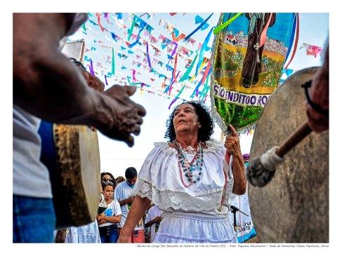 Caboclo Bernardo / Foto: Taynara Nascimento