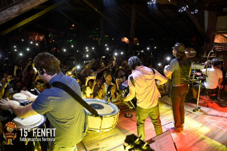 Festival de Forró de Itaúnas ao som do Falamansa/ Foto: Marcus Ferreira; site: Forró de Itaúnas