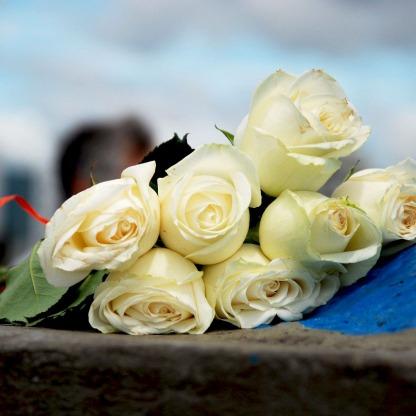 Flores de Iemanjá, ES. Fonte: Ingrid Nerys