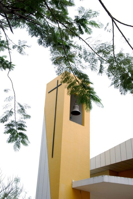 Igreja Católica em Eurico Salles, Serra-ES. Fonte: Ingrid Nerys