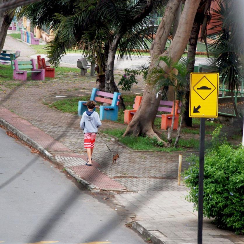 Pracinha do bairro Eurico Salles, Serra-ES. Fonte: Ingrid Nerys