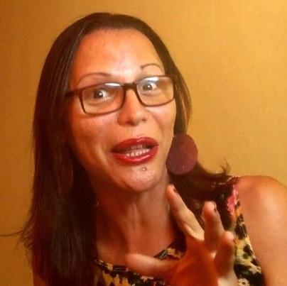 Luisa hoje é uma importante voz na luta pelos direitos LGBT