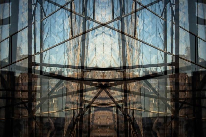 Imagem principal da exposição fotográfica de Felipe Raizer, Virtualidades Urbanas, em Lisboa