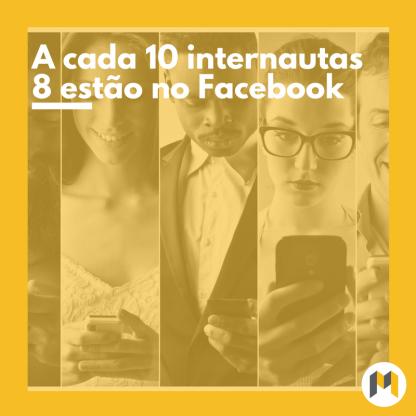 Em sua página do facebook, a Macromídia reforça a importância da rede social/ Foto: Macromídia