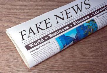 jornal falso
