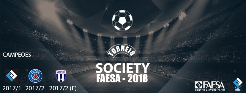 Terceiro Torneio Society FAESA 2018 0cc44079382bb