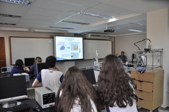Laboratório de Engenharia da FAESA