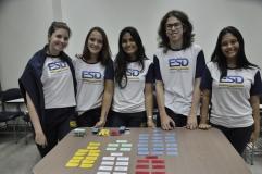 Atividade prática com alunos da ESD