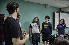 Alunos da Escola São Domingos conhecem o Faesa Digital
