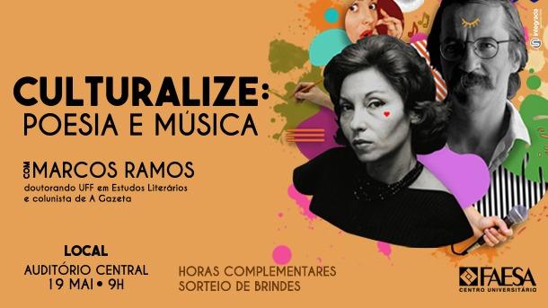 arte convite para evento cultural Culturalize