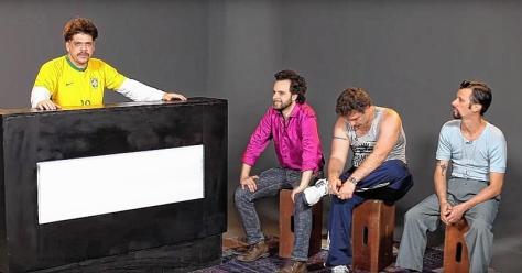 programa de tv choque de cultura