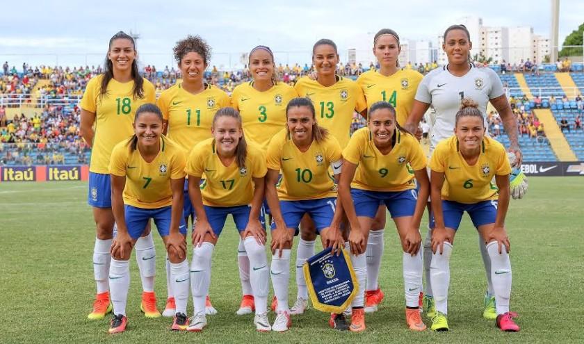 foto das mulheres da seleção brasileira