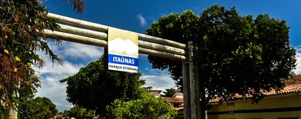 Parque estadual de Itaúnas (ES). Foto: Lauro Narciso