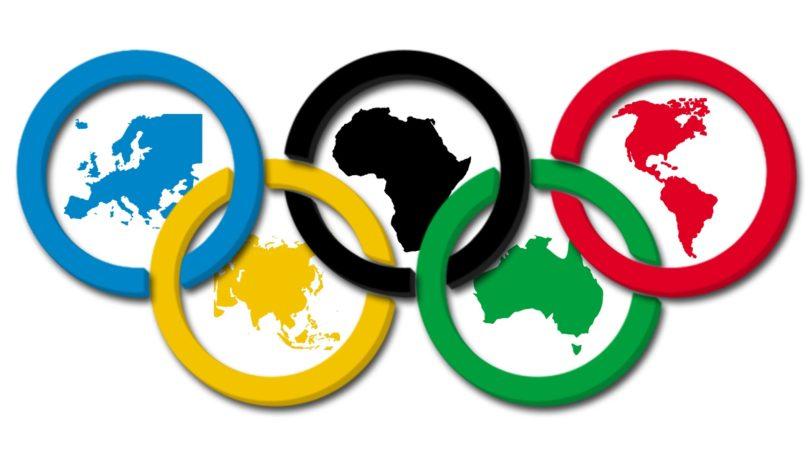 símbolo das olimpíadas