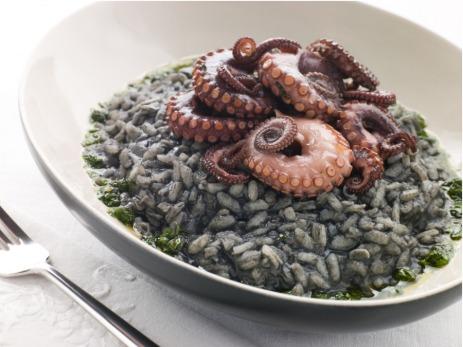 black-risotto-croatian-food