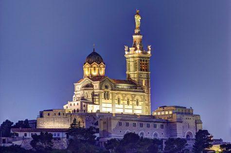 catedral de notre dame de la garde
