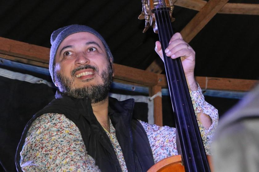 O músico Ney Conceição