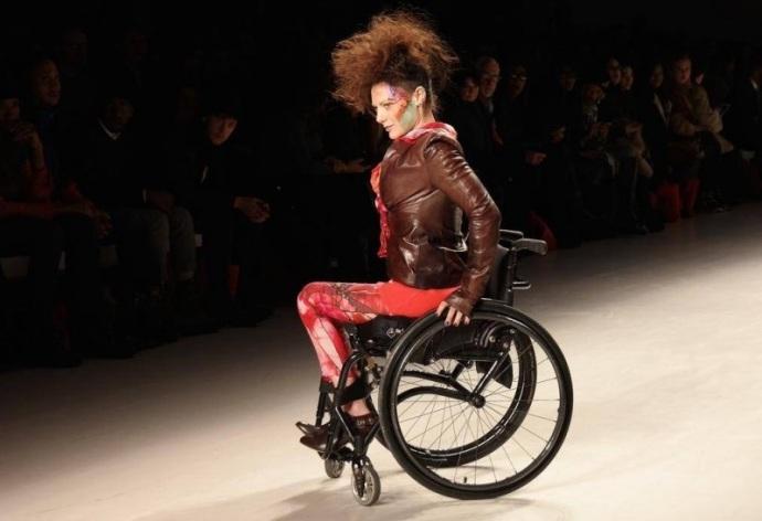 Desfile de Moda Inclusiva