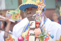 Componente de grupo de folia de reis em Muqui