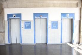 Elevadores de entrada