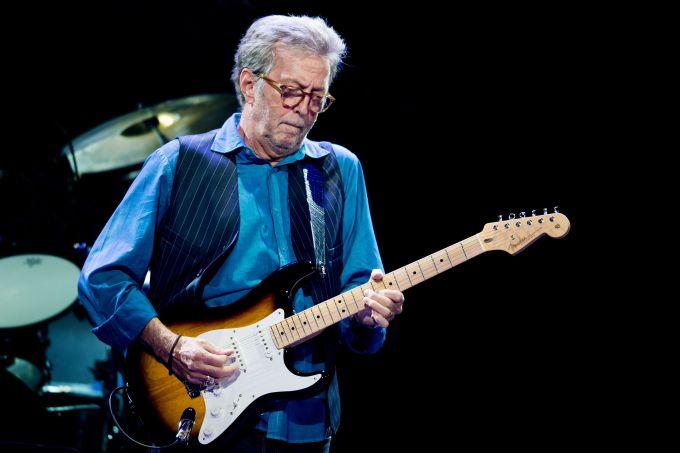 Eric Clapton em show