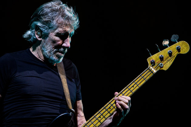 Roger Waters performs live in Milano, Italy