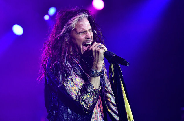 Steven Tyler performance