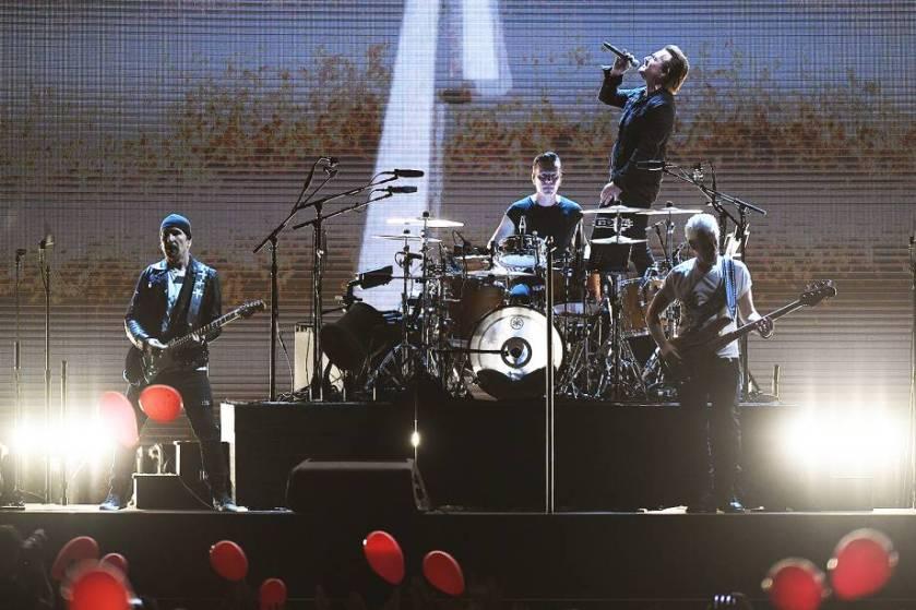 U2 São no Morumbi