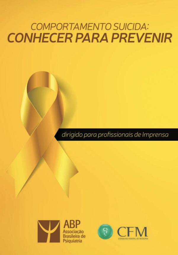 Comportamento Suicida: conhecer para prevenir