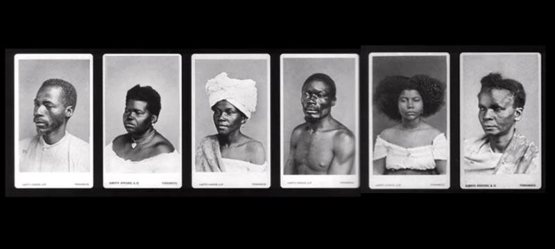 Escravos no Brasil
