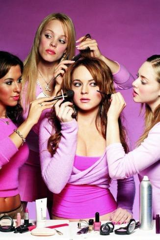 Alunos de Publicidade e Propaganda Faesa - Meninas Malvadas