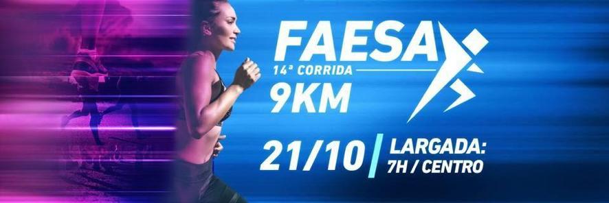 Corrida Faesa 2018 2