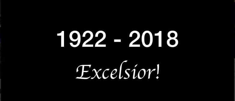 Excelsior - Stan Lee