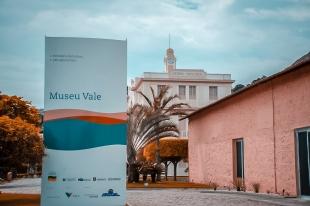 Exterior do Museu Vale / Foto: Bruno Stefano