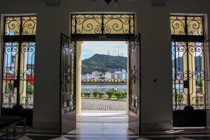 Interior Museu Vale / Foto: Ana Zucoloto