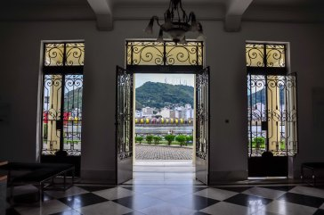 Interior Museu Vale / Foto: Lucio Aragon